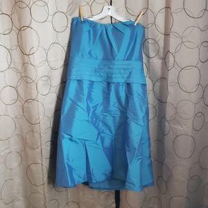 Womans bridesmaids dress